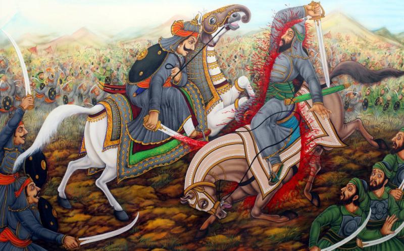 Maharana Pratap History