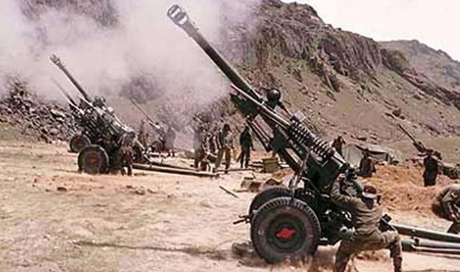 History of Kargil War