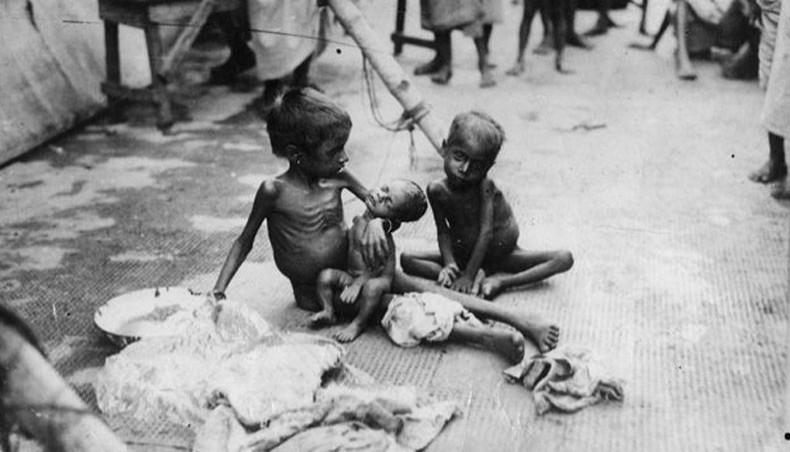 Bengal tragedy