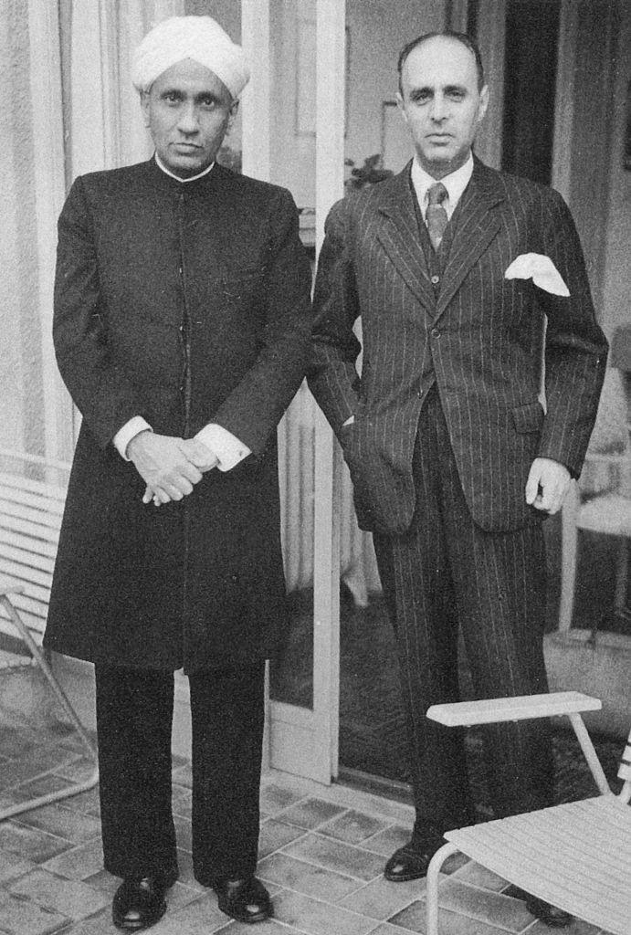 C.V Raman Biography