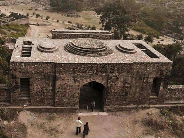 Mystery of Bhangarh Fort