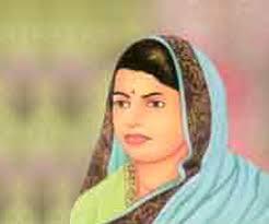 Introduction of Subhadra Kumari Chauhan