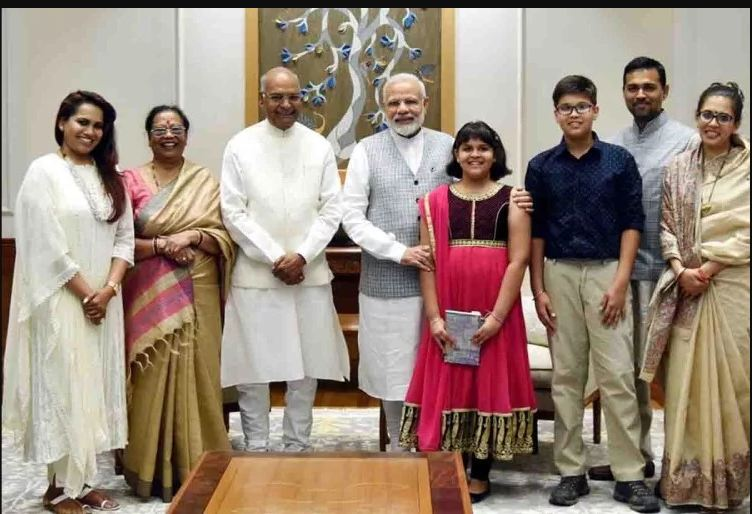 President Ramnath Kovind In Hindi