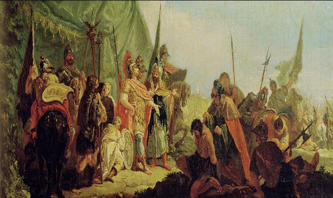 Life and history of King Porus
